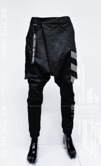 mimo-space-men-samurai-black-stretch-pants-be-the-hero-1